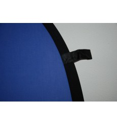 Falcon Eyes Background Board BCP-07-03 Blauw/Grijs 148x200 cm