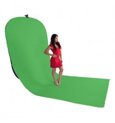 StudioKing Background Board BBT-10 Chroma Groen 400x150 cm