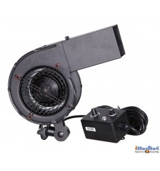 SF05 - Compact Studio Fan - Stepless speed control - Airflow 5,5m³/min - illuStar