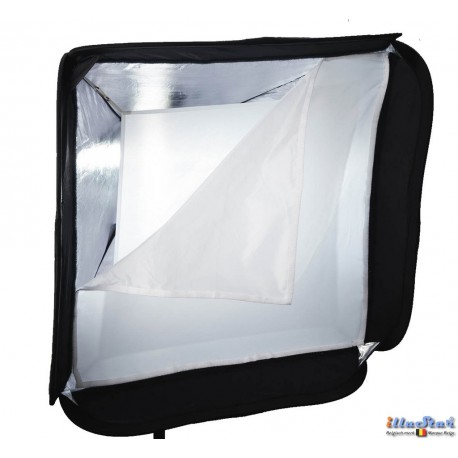 SBQS-8080-A152 - Softbox (Quick Setup) - 80x80cm - foldable - carry bag