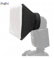 SBSL-99 - Universal speedlite softbox 90x90mm - Suitable for all speedlites