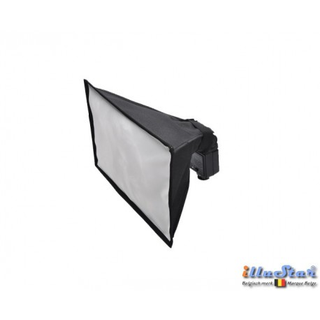 SBSL-300 - Universal speedlite softbox 300x200mm - Suitable for all speedlites