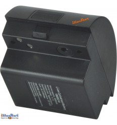 WF6BAT - Batterie 12V - 6 Ah - Li-ion extra pour flash de studio WF-400A /WF-600A
