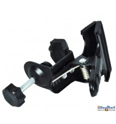 TC-CLIP - Serre-tube (Tube clamp) (10-40mm) avec Pince à resort
