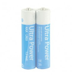 LR03/2 - AAA - Alkaline Battery 1.5V for receiver serie RT-104 / RT-604D / RT-H4D (2 pieces)