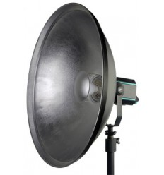E056 - Beauty dish - Reflector Softlight - Zilver ø700mm QZ-70 - elfo