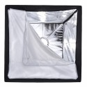 B008-A144 - Softbox 100x100cm - 360° rotating - foldable - carry bag
