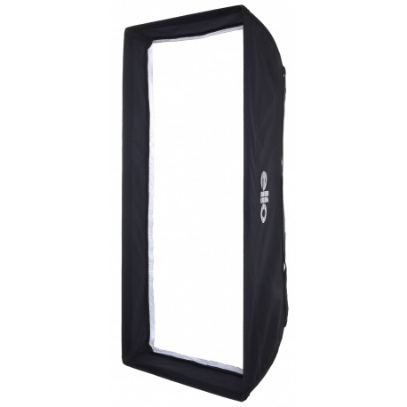 B007-A144 - Softbox 60x130cm - 360° rotating - foldable - carry bag
