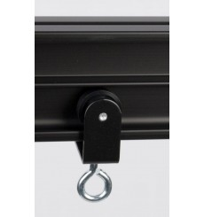 M031 - Rail trolley with closed hook for background - elfo