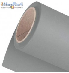 BPS-SG - Background paper roll 1,35 x 11 m (+/- 160g/m²) - Slate Gray