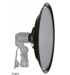 LEDE27900  - illuStar 55W LED Video & Photo Studio Lighting, 5400°K, 6600 lm, for placement in lamp holder E27 220V