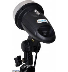FM2120 - Mini Flash, adjustable 120/60Ws, 34 leds modelling lamp