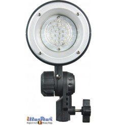 Mini flitser FM-120 120 Ws - Pilootlamp 34 LED's - illuStar