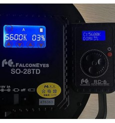 Falcon Eyes LED Remote Control RC-6