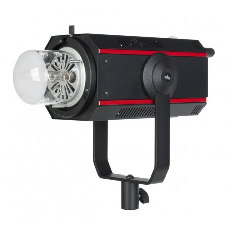 FX-600-PRO - Studio Flash - Digital and stepless variable 600~18 Ws (Joule) - Fan cooled - Halogen 300W, Bowens-S adaptor