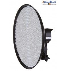 LEDM-1144 - 75W LED Video & Photo Studio Lighting, 5400°K, 9000 lm, Stepless light regulation 10~100%, DC 12~19V - illuStar