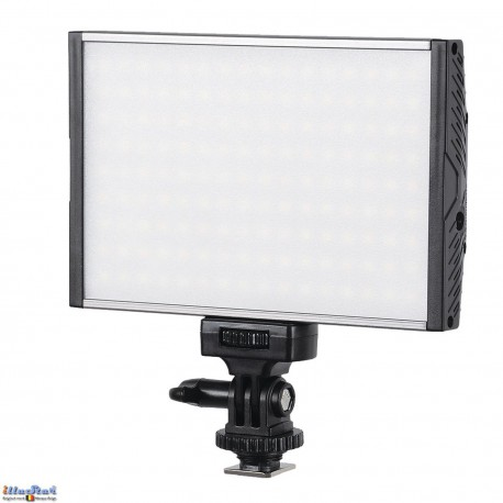 LEDC15W - LED Video & Foto cameralamp 15W+15W Bi-Color, 1500 lm, voor batterij NP-F550/750/960, DC 13-17V - illuStar