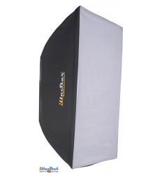 SB-5070 - Softbox 50x70cm - foldable - carry bag - (Bowens-S adaptor)
