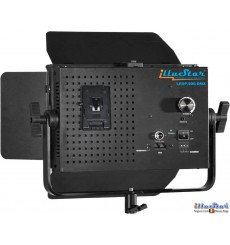 SETLEDP900DMX - 54W LED Video & Foto Studioverlichting, 5400°K, 6480 lm, DMX-512, V-Mount (Demo, 1 jaar waarborg) - illuStar