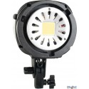 LEDB-1000 - 100W LED Video & Photo Studio Lamp (Bowens-S adaptor), 5500°K, 12000 lm, Digital