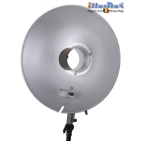 RBDRF47 - Beauty dish - Soft Reflector ø47cm voor RF-400 Ringflitser - illuStar