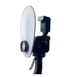 RF10 - Flitsdiffuser voor camera - illuStar