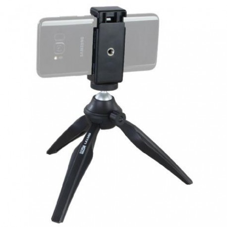 Matin Table Tripod with Smartphone Adapter M-14035
