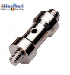 "SP4M8M - Spigot 5/8"" - 46mm (male 1/4"" - male 3/8"") - illuStar"