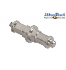 "SP-D4M8M - Spigot 5/8"" double - 68mm (male 1/4"" - male 3/8"")"