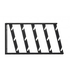 T010 - Frame 3/15 for 15 backgrounds (expan of electric drive) for ceiling / wall mount (1 pair)