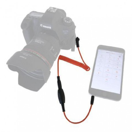 Miops Smartphone Shutter Release MD-N1 with N1 cable for Nikon