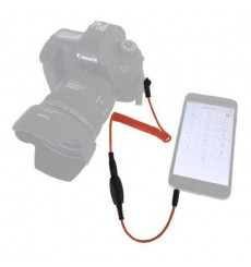 Miops Smartphone Shutter Release MD-S2 with S2 cable for Sony