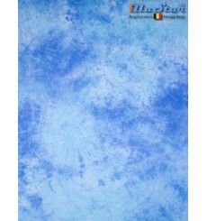 BM-025 - Backdrop 3 x 6 m - High quality cotton muslin - Pocket loop for crossbar at the top - Crush Dyed