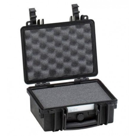 Explorer Cases 2209 Black Foam 246x215x112