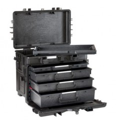 Explorer Cases 5140 Koffer Trolley Zwart 581x381x455
