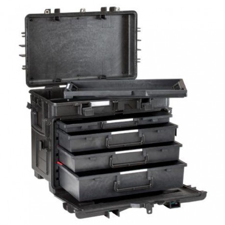 Explorer Cases 5140 Trolley Zwart 581x381x455