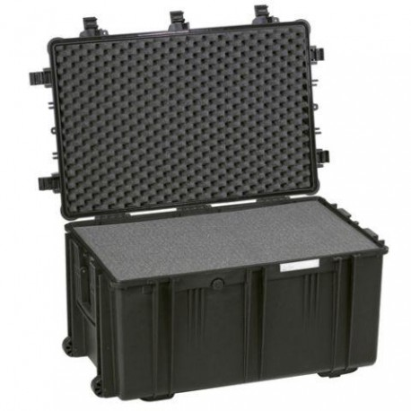 Explorer Cases 7641 Koffer Zwart Foam 860x560x460