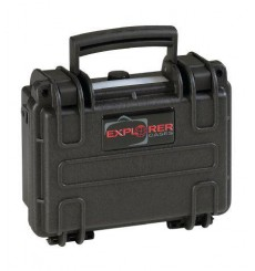 Explorer Cases 1908 Koffer Zwart 216x180x102