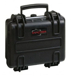 Explorer Cases 2712 Koffer Zwart 305x270x144