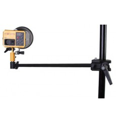 EP-50 - Extended pole 50cm hexa fit in SCLAMP (super clamp), with spigot SP-D4M8M