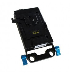 Rolux V-Mount Battery Plate RL-VFU1