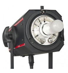 Studioflitser FX-250 250 Ws - Digitaal display - Pilootlamp 150W - Bowens-S koppeling - elfo