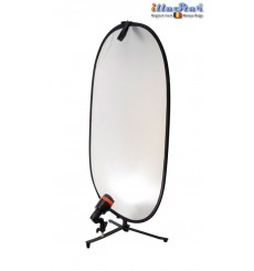 HCBP-210 - Stand for collapsible backdrop panel, height 210~83 cm