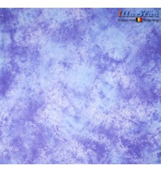 BM-004 - Backdrop 3 x 6 m - High quality cotton muslin - Pocket loop for crossbar at the top - Crush Dyed