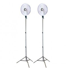 Ring Lamp Set RFL-3 with Light Stand - Falcon Eyes