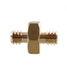 "Spigot Adapter MC-1060B 1/4"" Male 1/4"" Male"