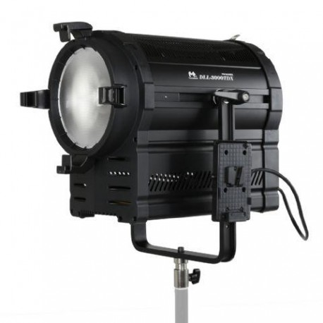 Falcon Eyes Bi-Color LED Spot Lamp Dimmable DLL-3000TDX on 230V