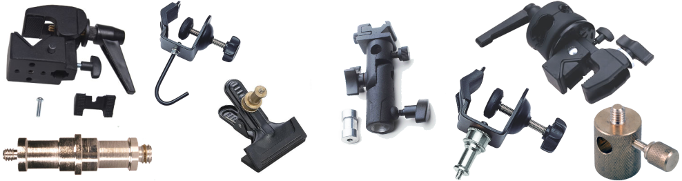 Auxiliary attachments & Accessories
